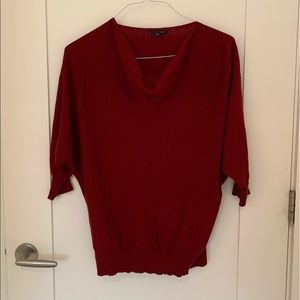 Eileen Fisher light wool sweater: sz S